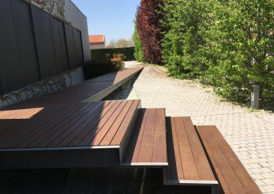 Mantenimiento de Deck de exterior
